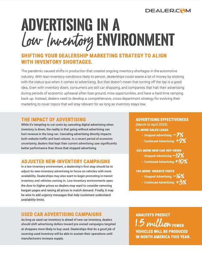 advertising-low-inventory-sheet