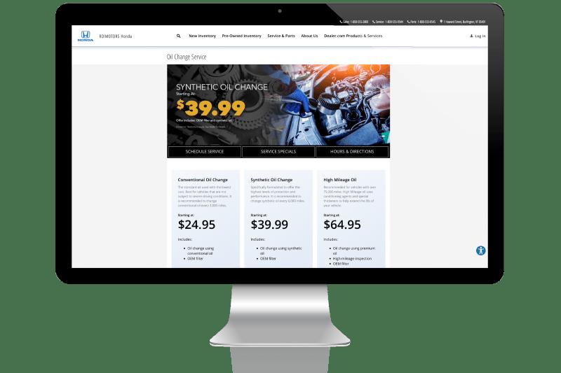 Auto Dealer Managed Services
