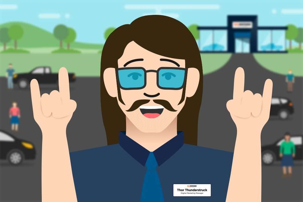6 Steps to Become Your Dealership's Digital Rock Star