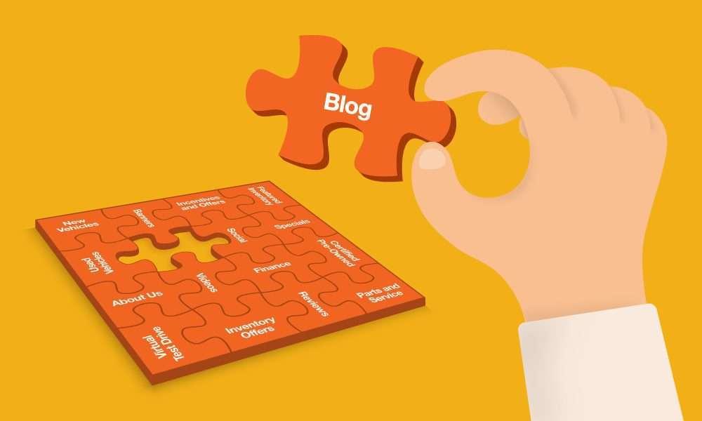 10 Reasons Your Dealership Should Be Blogging