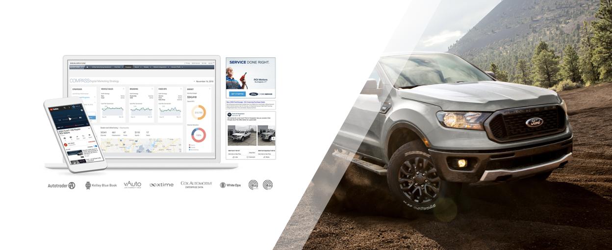 Dealer.com Selected as FordDirect Advantage Premier Partner
