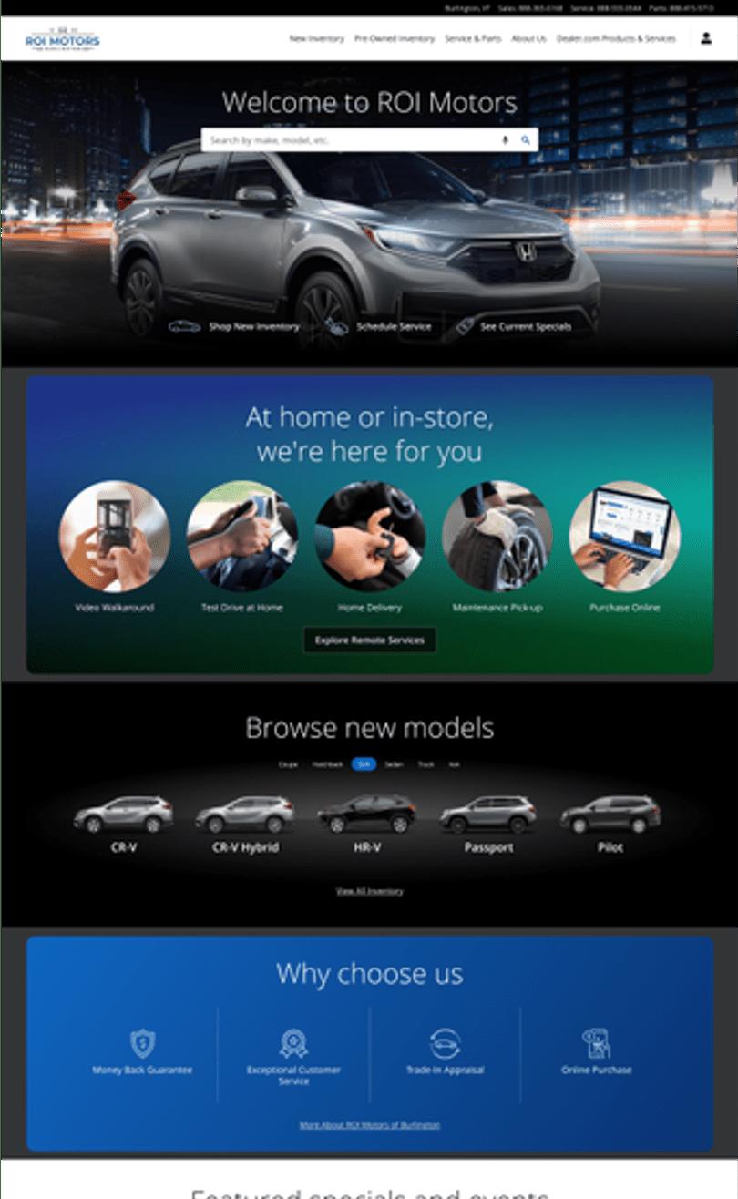 Dealer.com's Latest Updates Personalize Dealership Marketing to Every Shopper