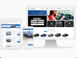 Personalized Dealership Websites