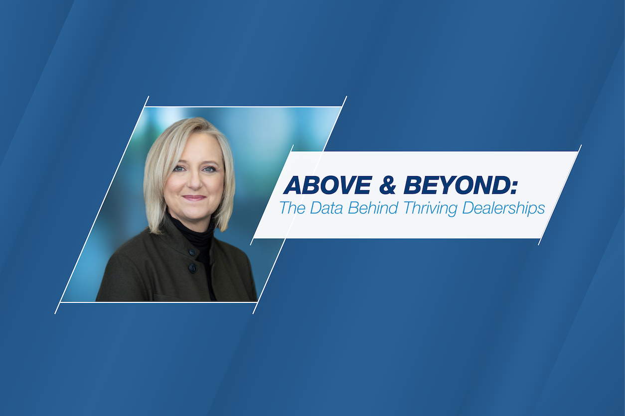 Above and Beyond: The Data Behind Thriving Dealerships