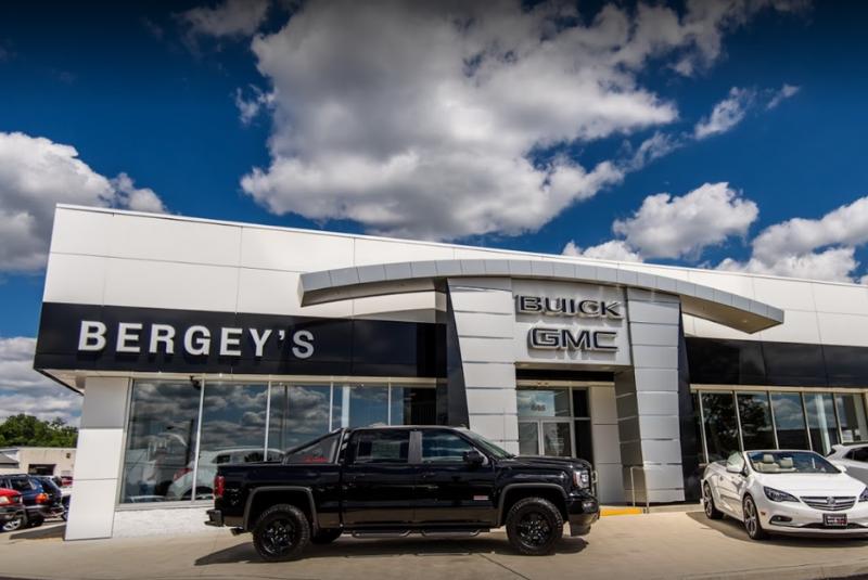 Bergeys Buick GMC Success Story with Dealer.com