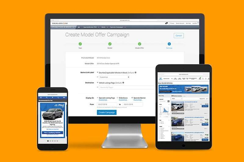 See how the new Specials Campaign Manager simplifies specials creation.