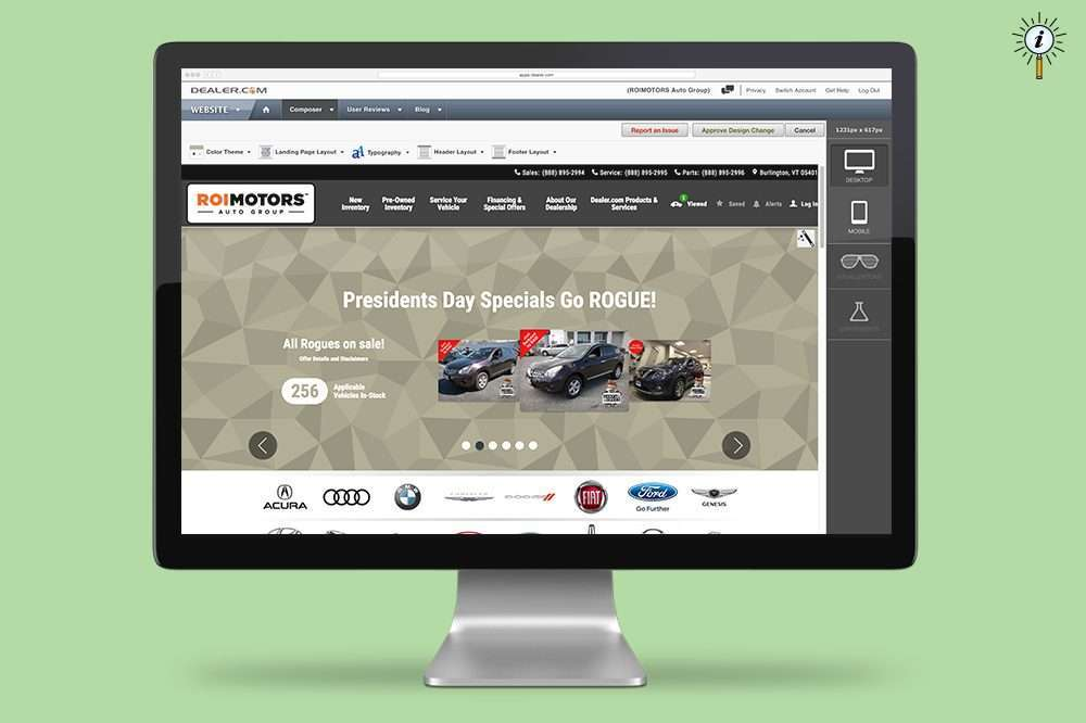 7 Ways to Update Your Website's Appearance with Design Editor