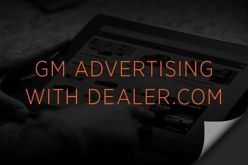 Learn how switching to Dealer.com Advertising provided Bergey's Buick GMC with a transparent, strategic partnership.