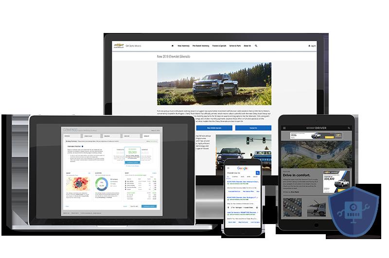Dealer.comp GM Enhanced Advertising Program