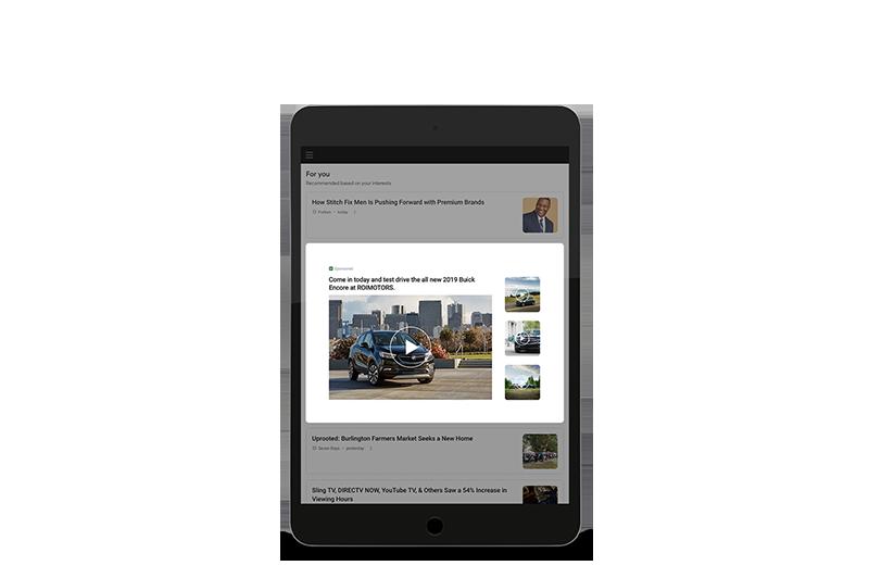 Dealer.com GM Video Tablet
