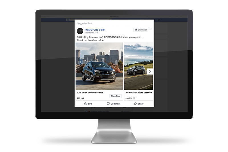 Dealer.com GM Enhanced Advertising