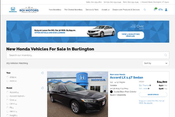 New Website Integration API Delivers Cutting-Edge Third-Party Experience on Dealer.com Platform