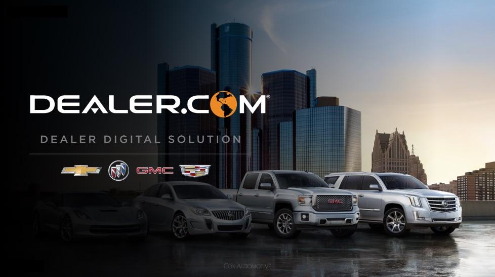 GM Dealership Website Partner