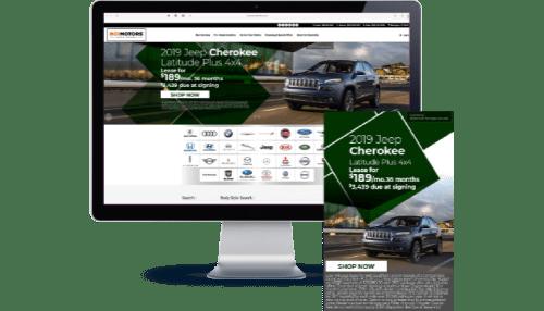 Dealer.com Managed Services Card 1