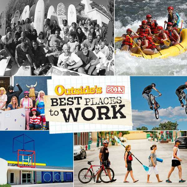 Dealer.com Ranked as An OUTSIDE's Best Places to Work 2014